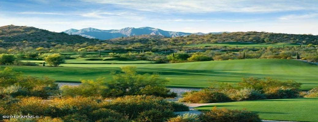 ESTRELLA GOLF COURSE PHOTO