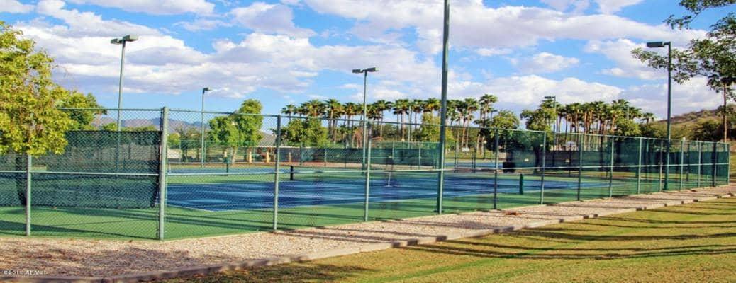 ESTRELLA TENNIS COURTS