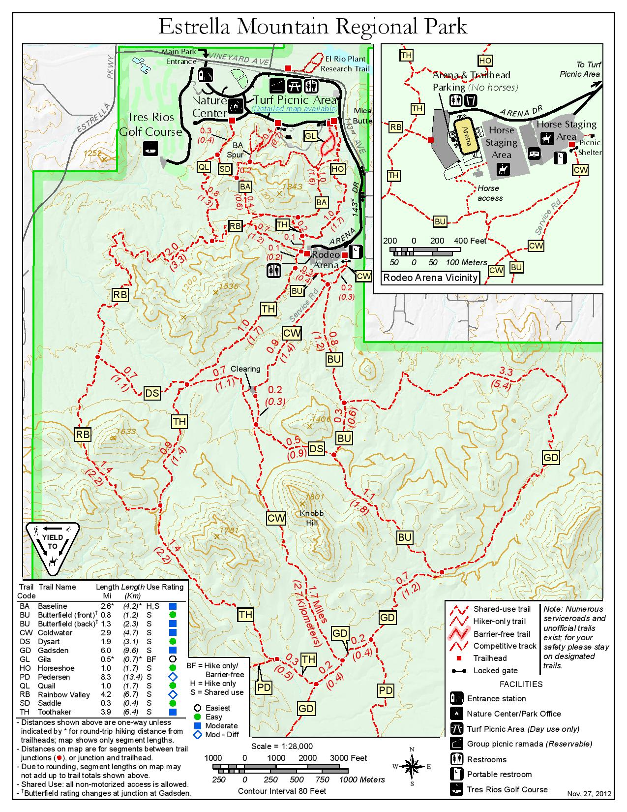 ESTRELLA MOUNTAIN PARK MAP-page-001