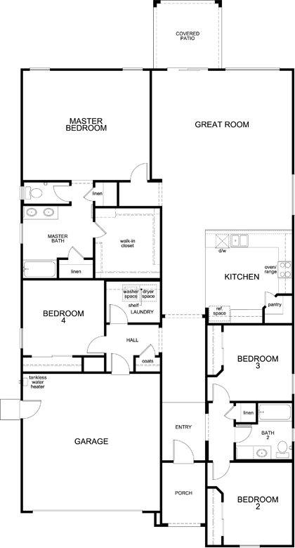 Plan 2201 Kb Home Estrella Mountain Ranch Homes Call Johnny D