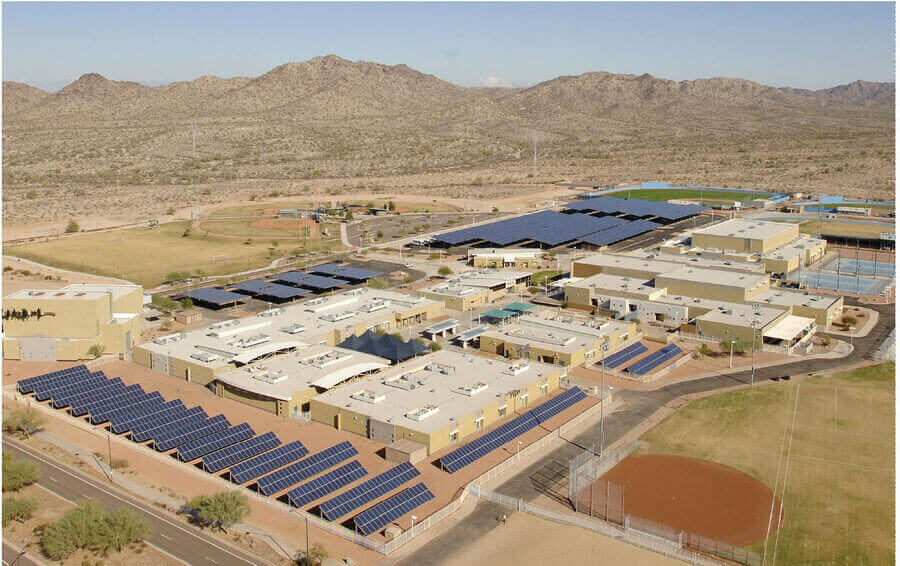 ESTRELLA MOUNTAIN RANCH HIGH SCHOOL